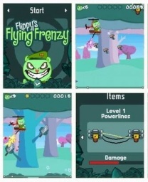 Happy Tree Friends Flippys Flying Frenzy CZ - obrázek